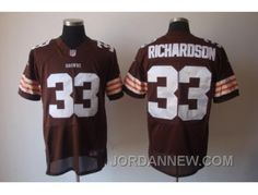 http://www.jordannew.com/nike-cleveland-browns-33-richardson-brown-elite-jerseys-christmas-deals.html NIKE CLEVELAND BROWNS #33 RICHARDSON BROWN ELITE JERSEYS CHRISTMAS DEALS Only $23.00 , Free Shipping!