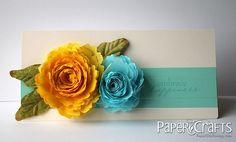 @Lemon Windy Robinson - Paper Crafts magazine