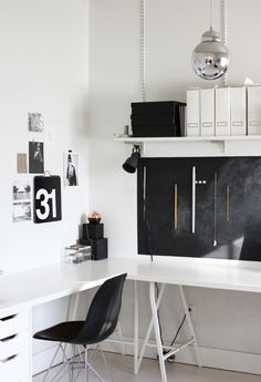 Creative home office. WANT/