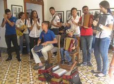 Los Niños del Vallenato de la Escuela 'Rafael Escalona', profesionales en educación y música - http://wp.me/p2sUeV-3D9  - Noticias #Vallena