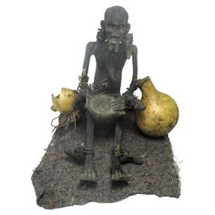 I pinned this African Shaman Statue from the Curios & Collectibles event at Joss and Main!