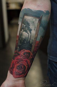 Dark tower by Olggah.deviantart.com on @DeviantArt