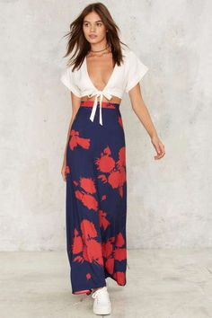 Malina Maxi Skirt