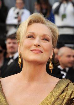 Meryl Streep at the 84th Annual Academy Awards