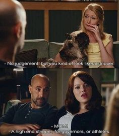 Easy A. I love her parents in this movie. They are totally accepting of everything. And they are hilarious with their children. Who told you you were adopted? Guys we were going to do this at the right time. Teen Movies, Funny Movies, Great Movies, Movie Tv, Movie Scene, Awesome Movies, Comedy Movies, Tv Quotes, Movie Quotes