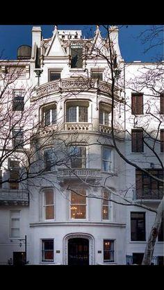 Upper East Side Manse...a limestone lovely