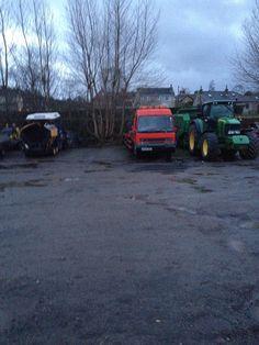 HX yard parking Yard, Vehicles, Patio, Car, Courtyards, Garden, Court Yard, Vehicle, Tools