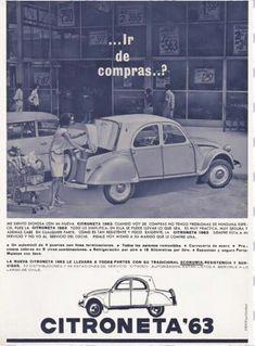 '63 Citroneta
