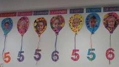 ballonnen verjaardagskalender
