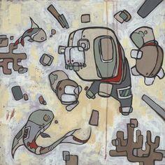 mike shinoda art - Google Search