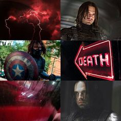 Winter Soldier aesthetic 2/tumblr