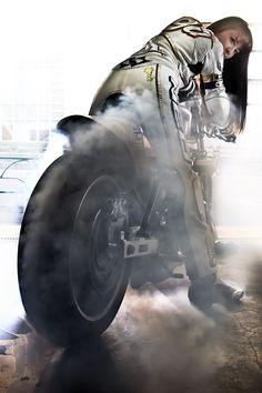 MOTORCYCLE WOMAN -オートバイのある人生- Special 古澤 恵[モデル]前編 NAVI ON THE WHEELS