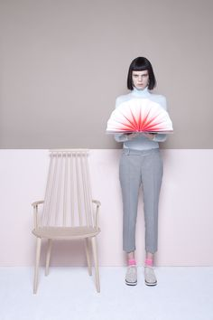 Merel Korteweg: Fashion Identity for Hay Design - Thisispaper Magazine