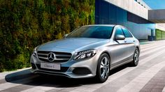 Mercedes-Benz lança Classe C 180 com motorização flex fuel. Mercedes Benz C180, C Class Mercedes, Dream Cars, Vehicles, Bmw, Design, Sweet, House, Color