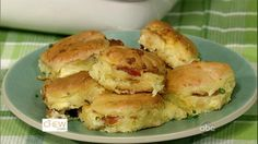 Bacon Egg & Cheese Biscuit Casserole Recipe by Clinton Kelly - The Chew