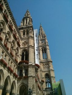 Ayto Notre Dame, Building, Travel, Vienna, Viajes, Buildings, Destinations, Traveling, Trips