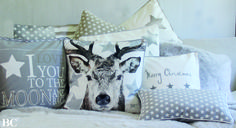 BC Cushion Collection  #BastionCollections #Winter2014