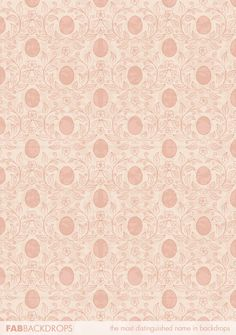 FabVinyl Easter Egg Pink Wallpaper Backdrop is an old world style for Easter portraits, parties, and classy events. Easter Backdrops, Old World Style, Pink Wallpaper, Photography Backdrops, Easter Eggs, Photo Backgrounds, Photography Backgrounds
