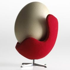 Jacobsen Egg Miniature Chair