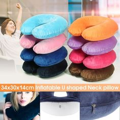 Multi Function U Shaped Neck Pillow