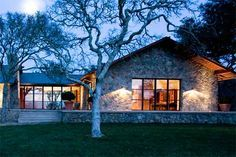 Wine Country House Exterior