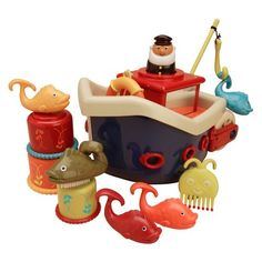 Toy boats for bathtime fun | Shopswell