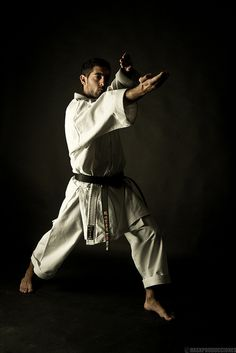 Karate 空手道 by Alberto.Lora, via Flickr