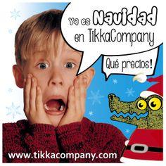 FELICES FIESTAS! www.tikkacompany.com