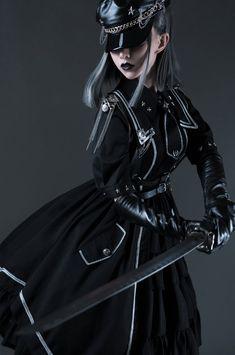 Cosplay Outfits, Anime Outfits, Mode Outfits, Moda Lolita, Lolita Mode, Old Fashion Dresses, Fashion Outfits, Kawaii Clothes, Alternative Outfits