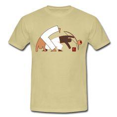 Capoeira tee shirt for man.