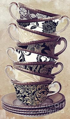 Mindy Sommers | Afternoon Tea