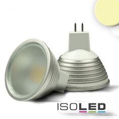 MR16 LED Strahler 5 Watt, warmweiss, dimmbar / LED24-LED Shop