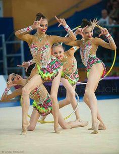 Group Russia junior