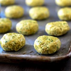 Healthy Baked Falafel | The Foodie Physician