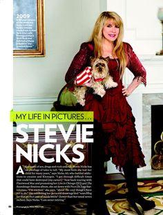My Life in Pictures ... Stevie Nicks - Fleetwood Mac, Stevie Nicks : People.com