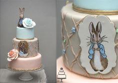 Peter Rabbit Cake   #melcakesswitzerland