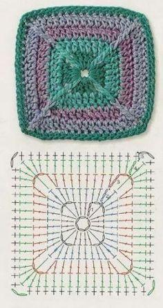 de abuelita patrones de cuadrados de la abuelita y cuadrados de la