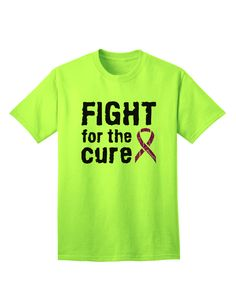 TooLoud Crohn/'s Disease Awareness Ribbon Purple Infant T-Shirt Dark