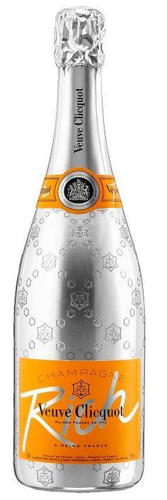 Veuve Clicquot Rich champagne