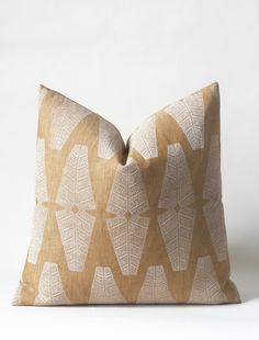Susan Connor New York / Totem Cushion