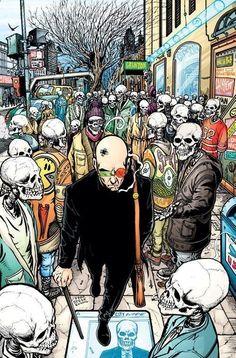 Transmetropolitan, Vol. The Cure (Transmetropolitan, Dc Comics, Comic Book Characters, Comic Books Art, Fictional Characters, Cyberpunk, Vertigo Comics, Comic Art Community, Marvel E Dc, Comic Poster