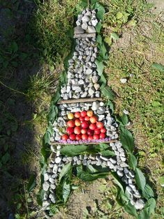 Bidt af billedkunst!: landart