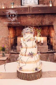 White Iris Designs: Country Chic Wedding