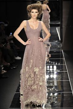Elie Saab | Fall 2008 Couture Collection