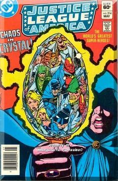 The Wanderer leads the Justice League of America into Goltha's citadel. Only $6.99 with Free Shipping!
