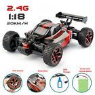 1/18 2.4G Radio Control RC Crawler Monster Truck Racing Car Truggy Buggy Gift #radiocontrolcars
