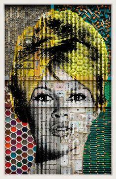 Brigitte Bardot - Renaud Delorme - pictures, photography, photo art online at LUMAS