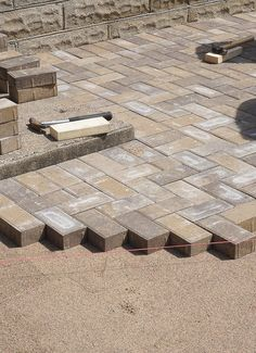 doing it right how to lay a level brick paver patio brick paver