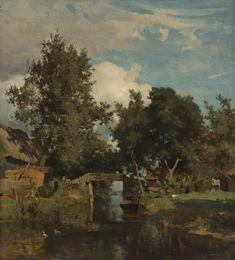 Willem Bastiaan Tholen - Giethoorn