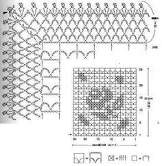 Delicadezas en crochet Gabriela: Colección de pañitos Thread Crochet, Crochet Doilies, Crochet Stitches, Crochet Patterns, Patron Crochet, Filet Crochet Charts, Diagram, Handmade, Blankets